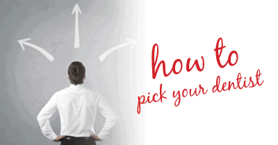 how to choose your dental practice
